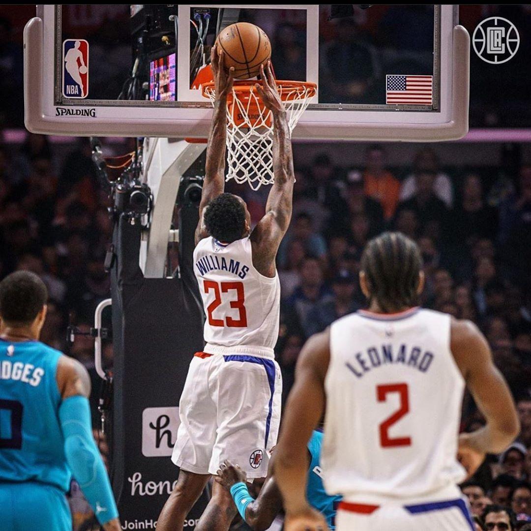 誰說我不扣!Lou Williams更新社媒曬個人對黃蜂比賽灌籃照-Haters-黑特籃球NBA新聞影音圖片分享社區