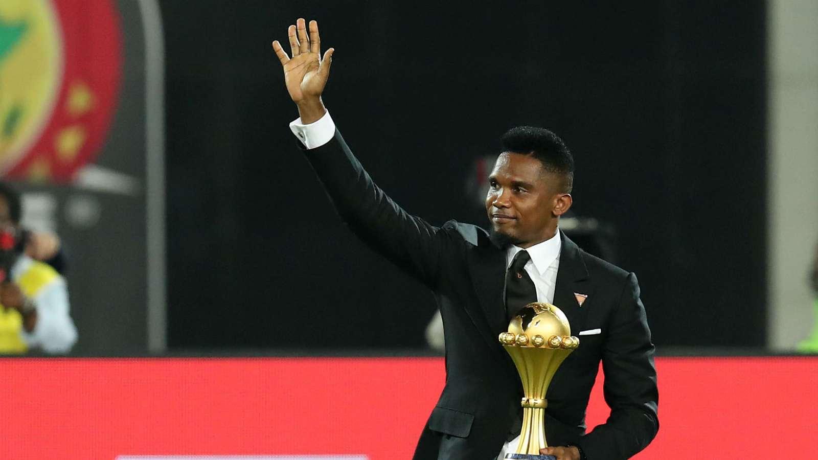 埃托奥:我一直是非洲历史最佳,想要在未来前往欧洲执教