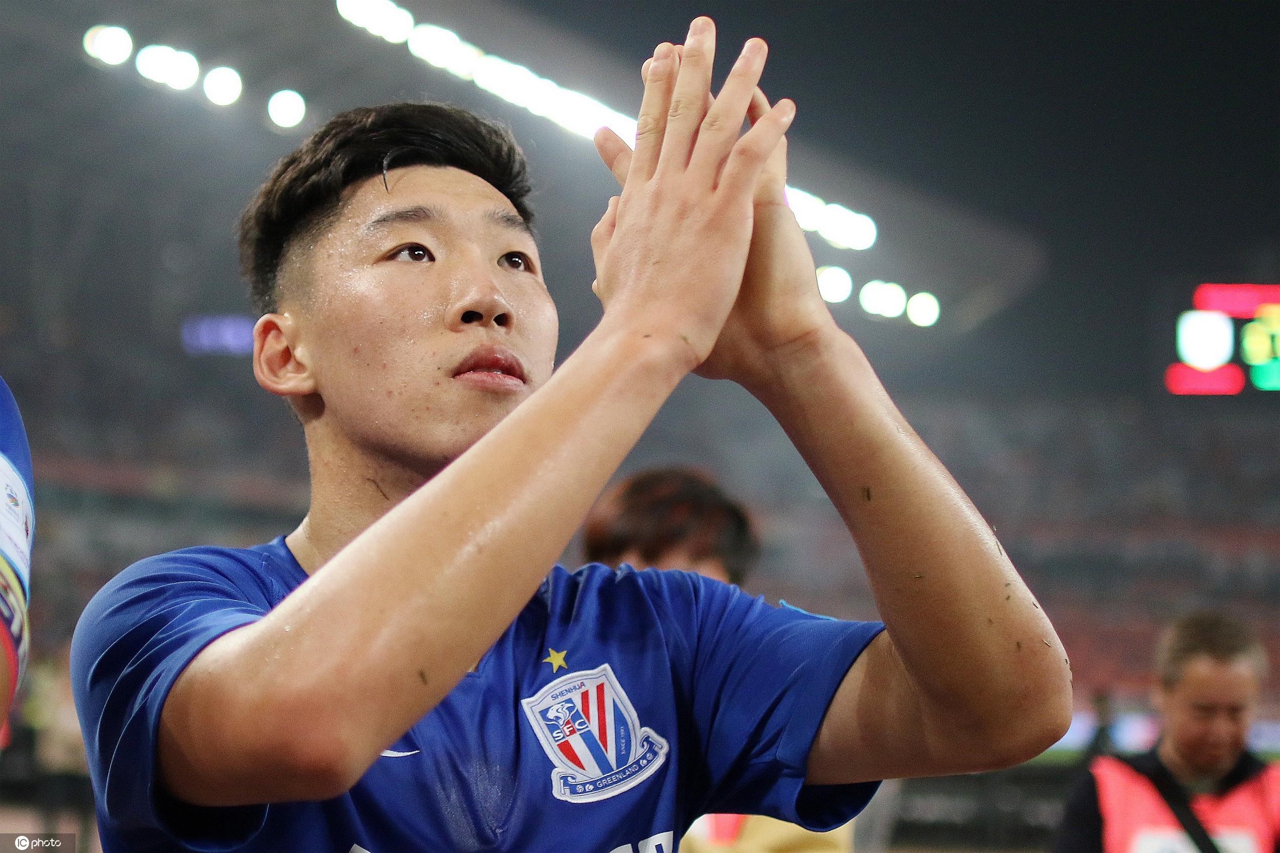 记者:U23球员不靠政策出战决赛,是中国足球的成长