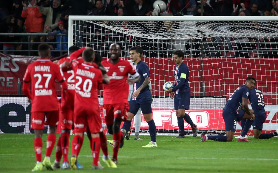 第戎后卫:对阵巴黎马赛和里昂,我们一共拿下了5分