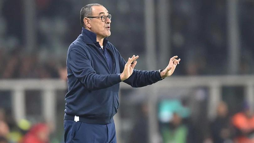 萨里:这场比赛尤文不可能踢得漂亮,德利赫特还需学习