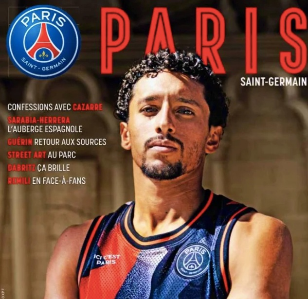 马尔基尼奥斯:巴黎想拿欧冠的话,还需要一步一步来
