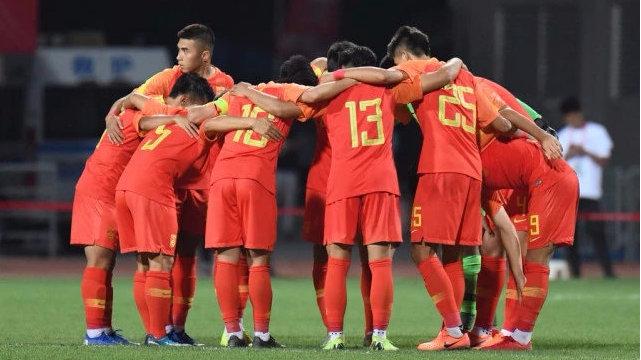 U18国青出战亚青预赛:韩国是最大敌手,缅甸虎视眈眈
