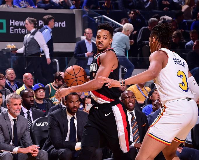 普尔曾说期待防守CJ,后者称会热情欢迎他来到NBA