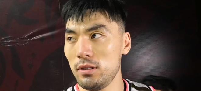 李晓旭:球队需找到之前的打球方式,对杨鸣退役感触多