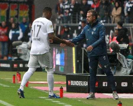 官方:在对阵法兰克福时被罚下,拜仁博阿滕将被禁赛两场