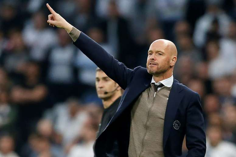若拜仁找临时主帅到明夏,之后他们有意滕哈格和图赫尔