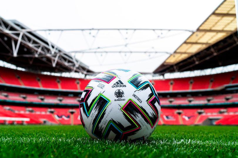 2020年欧洲杯用球公布,寓意深远纪念欧洲杯60周年