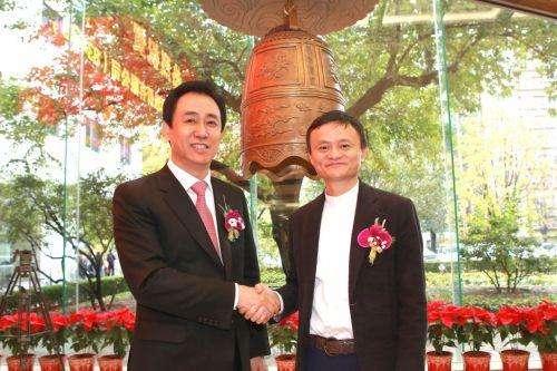 福布斯中国富豪榜:马云居首许家印第3,王健林第14