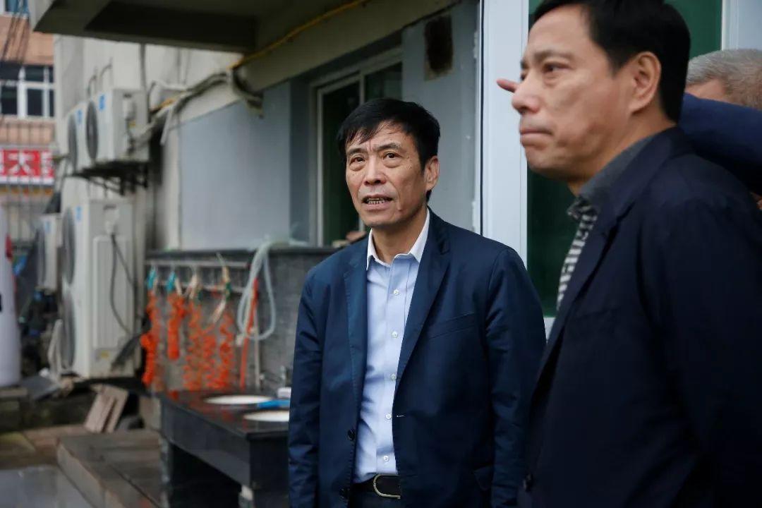 中国足球最忙人!足协主席陈戌源一周内调研4家俱乐部