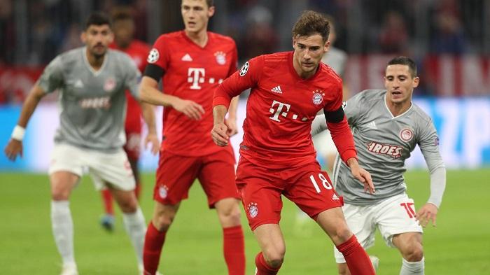 戈雷茨卡:我喜欢和基米希一起踢中场,他踢球非常聪明