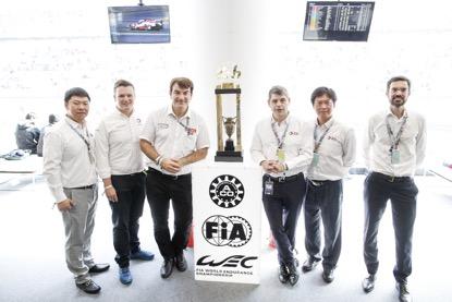 道达尔赞助WEC,耐力赛场研发新燃料