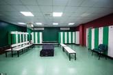 多图流:国足客战叙利亚更衣室准备就绪
