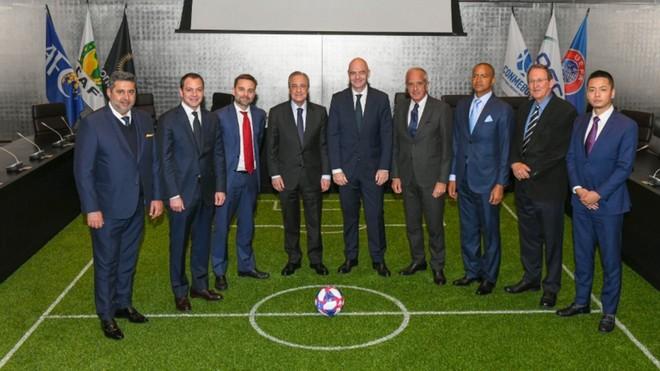 恒大、皇马等8家俱乐部参与成立世界俱乐部委员