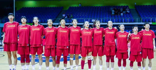 人民日报:女篮争抢奥运门票还需稳扎稳打