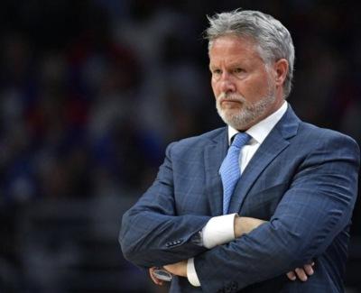 76人主教练布雷特-布朗将再次担任澳大利亚男篮主教练