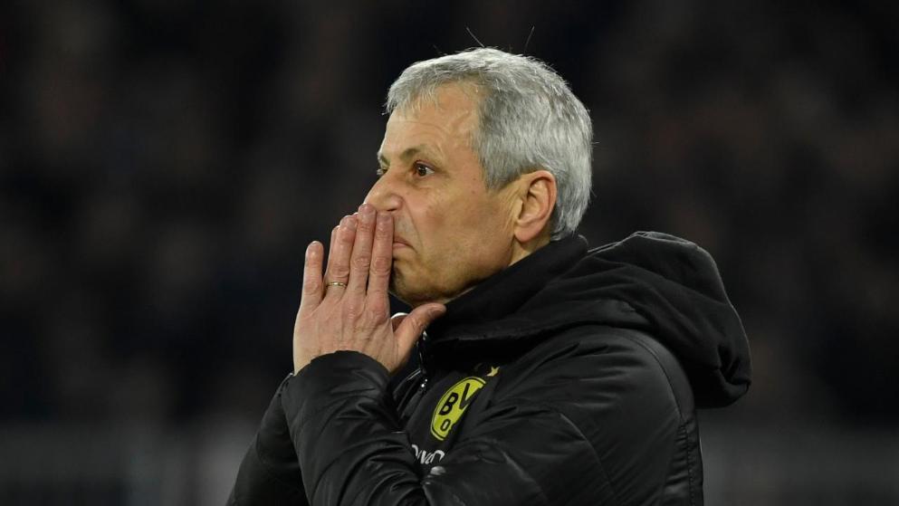 图片报:法夫尔将继续执教下周中欧冠,然后可能被解雇