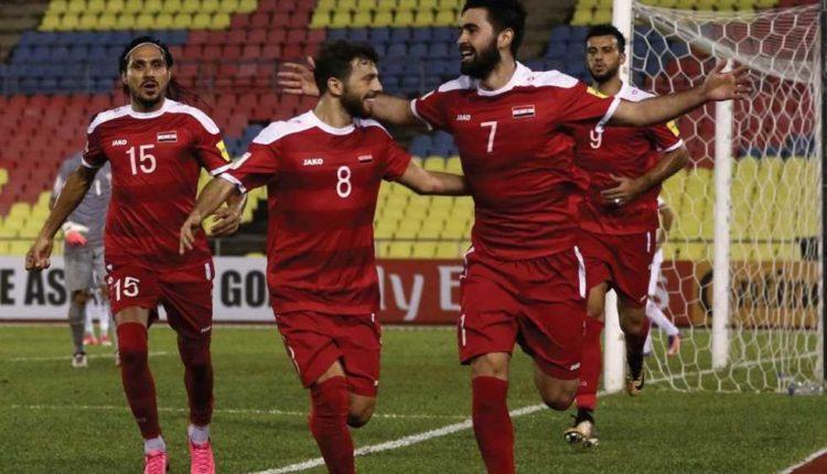 叙利亚球员:接下来每场都当决赛打,不想失去任何一分