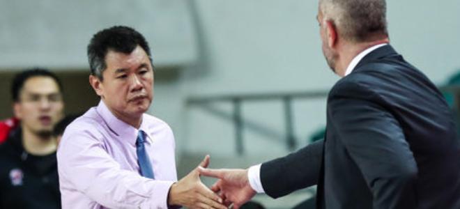 刘铁:相比广州我们的球员显得稚嫩,兰德尔还需时间恢复