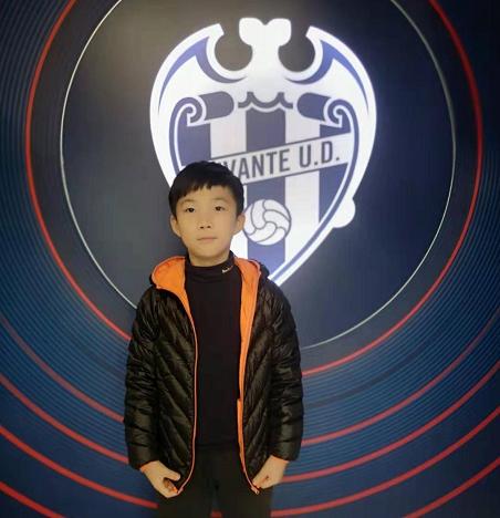 专访高俊明:吾陪9岁的儿子留洋西班牙