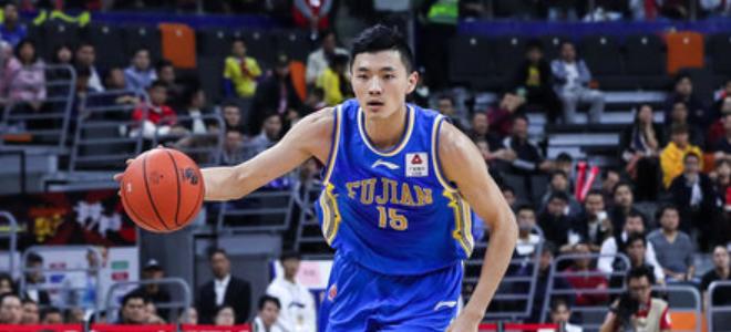 陈林坚CBA生涯三分球总命中数超张楠,升至历史第43位
