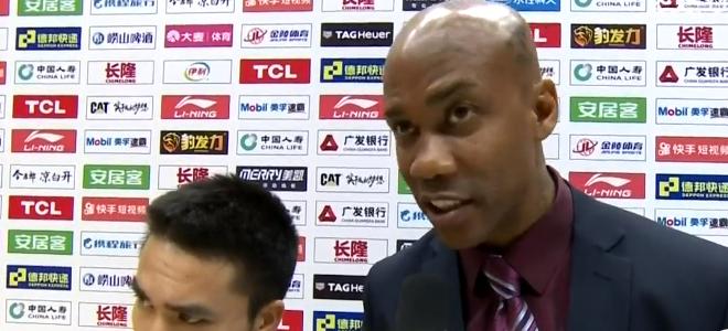 马布里:几位核心球员因伤缺阵,出战的球员困难很大