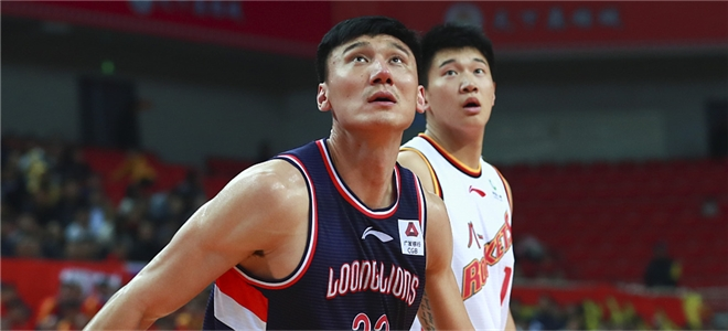 张永鹏砍下20分创个人生涯第二高分