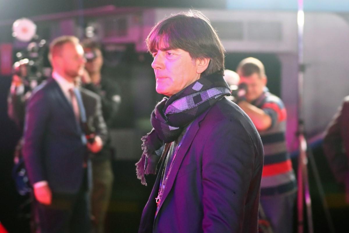 勒夫:我们分到死亡之组,在慕尼黑的主场会成为足球盛宴