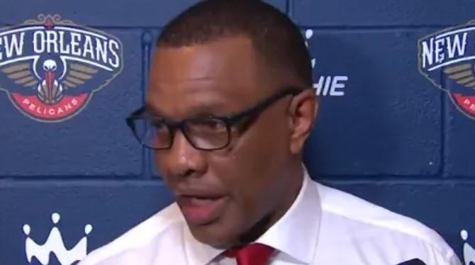 金特里:我们的防守有待提高,要拼尽全力地打完48分钟