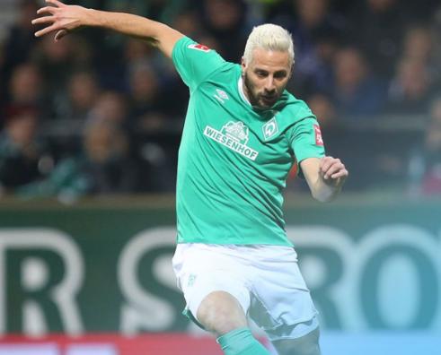 传奇!皮萨罗成德甲史上第二位代表两队收获一百胜的球员