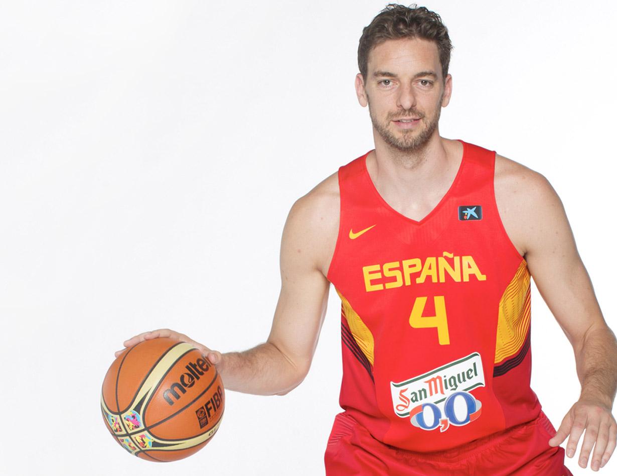 西班牙国家男篮有意在保罗-加索尔退役后为其提供职位