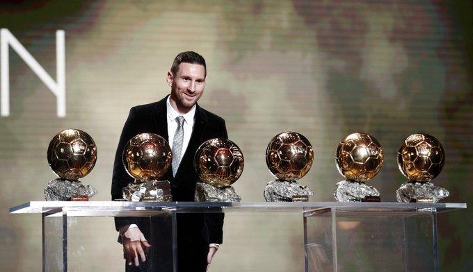 莱因克尔:梅西就是世界最佳,这个奖实至名归