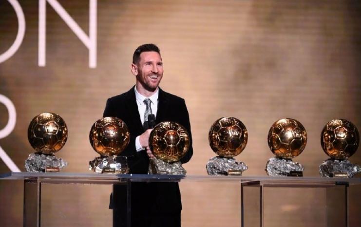 詹俊:祝贺梅西六夺金球奖;利物浦也展示了团队实力