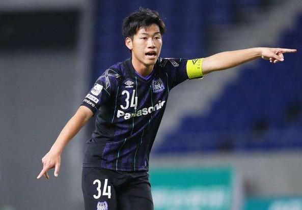 日本国奥最新名单:安部裕葵领衔,华裔球员高宇洋入选