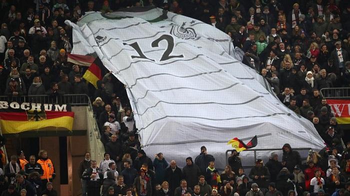 回归传统,体图:德国队友谊赛时将再次安排站席