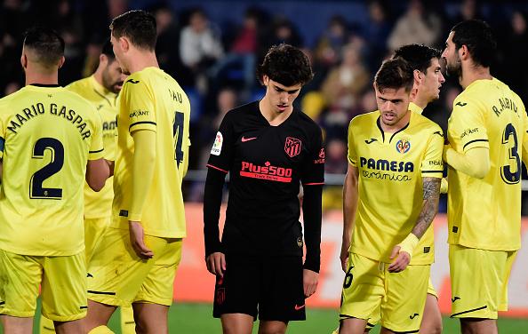 西甲联赛客场5连平,马竞创62年首次尴尬纪录