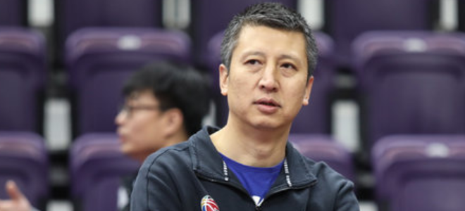 郭士强:满意球队状态,上海战绩不好不代表今晚打得不好