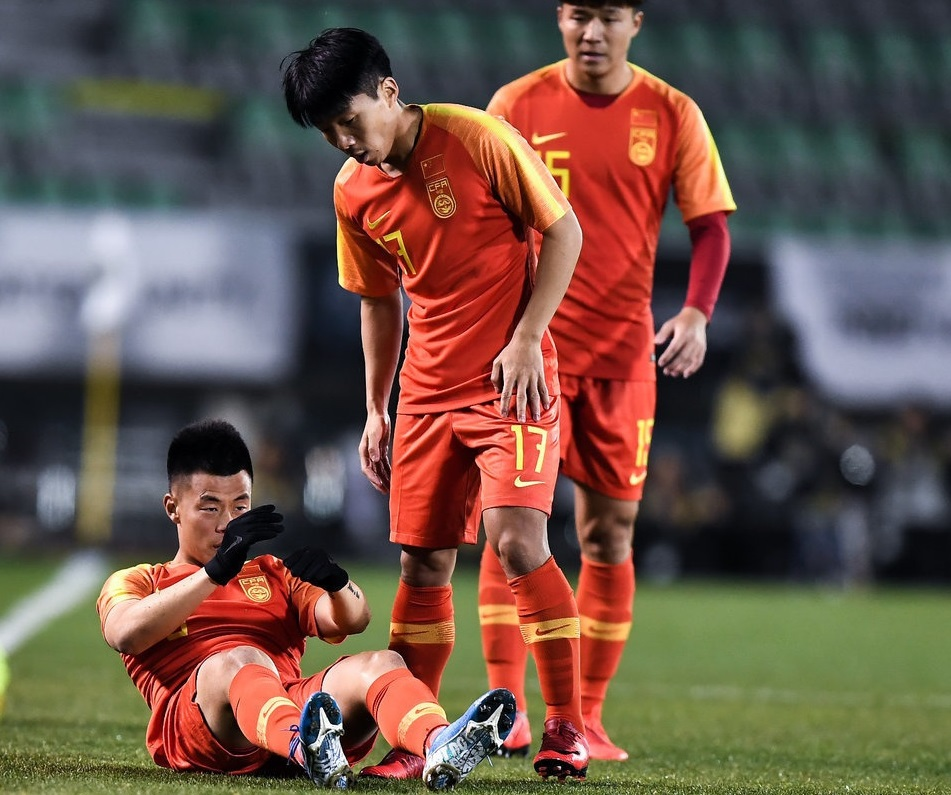 国内媒体:金敬道很有可能因伤退出东亚杯