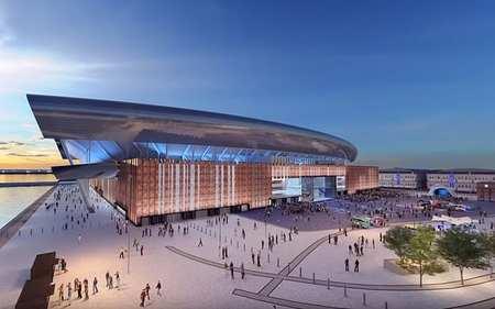 埃弗顿将投资5亿英镑建新球场,可容纳52000人