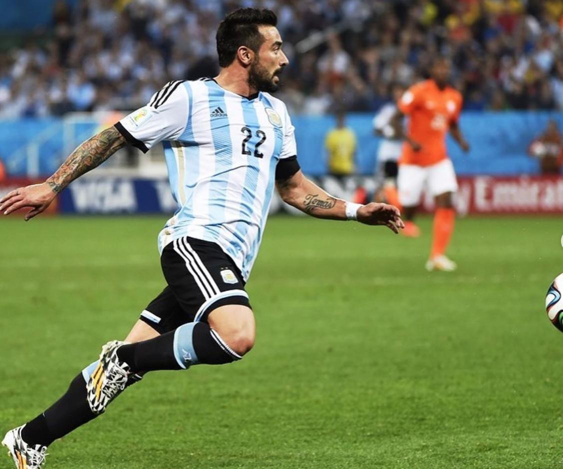 官方:阿根廷前锋拉维奇正式宣布退役