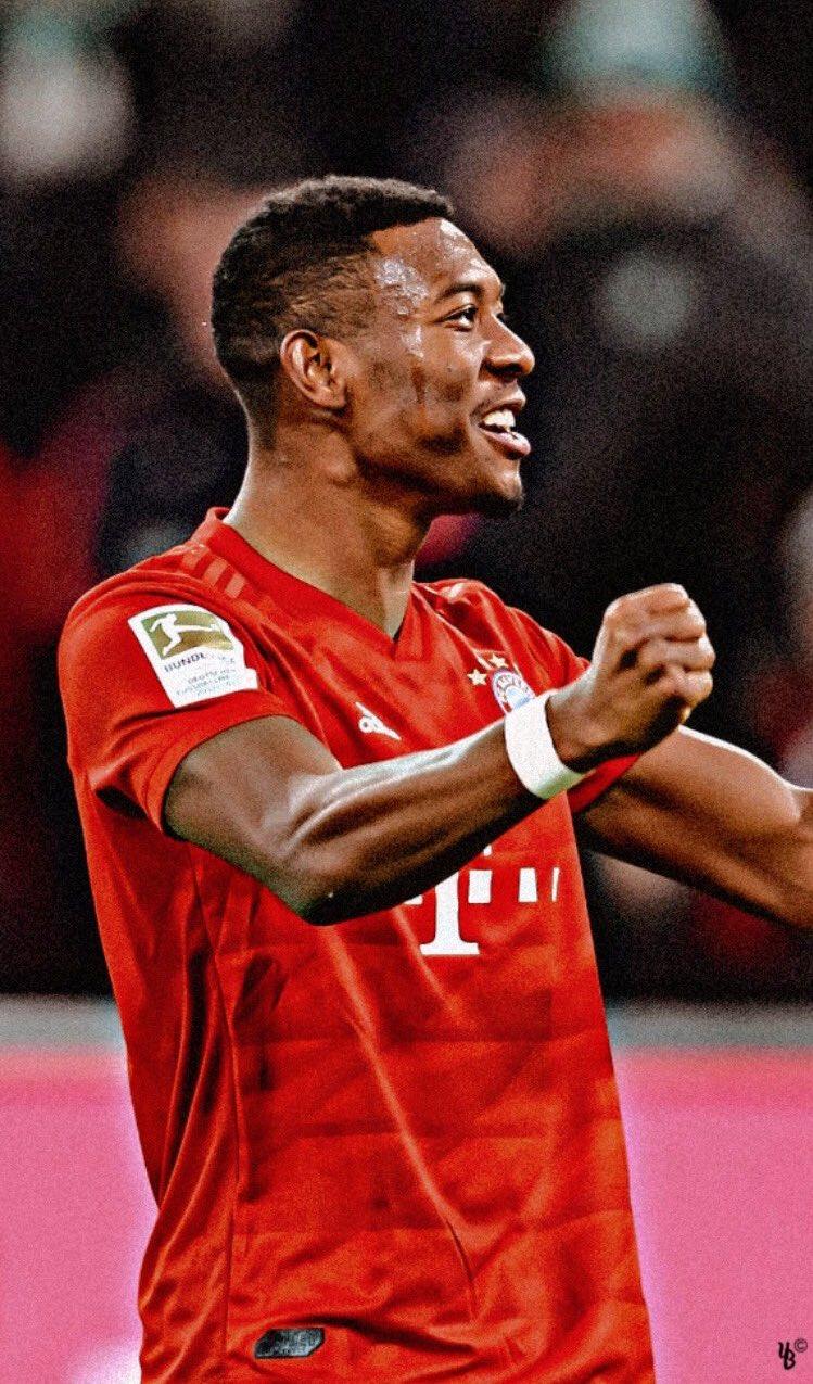 阿拉巴:拜仁就是充满了竞争,和戴维斯争位置是好挑战