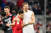 诺伊尔:库蒂尼奥和蒂亚戈搭档,可以给拜仁创造很多
