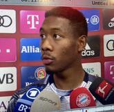 阿拉巴:拜仁全队都认为弗里克应该继续带队到夏天