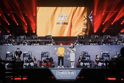F1电竞西南区激战成都,漆祖钊夺冠20强选手晋级总决赛