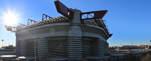 意媒:米兰市政府否决新球场方案,坚持使用圣西罗球场