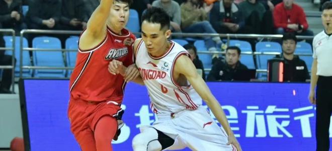 青岛记者:青岛队队长张骋宇昨晚缺席比赛因妻子生子