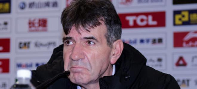 贝西洛维奇:广东很强,我们尝试一下后决定锻炼年轻球员
