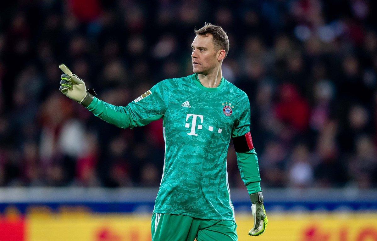 诺伊尔:拜仁坚持到了最后,这是一场意志的胜利