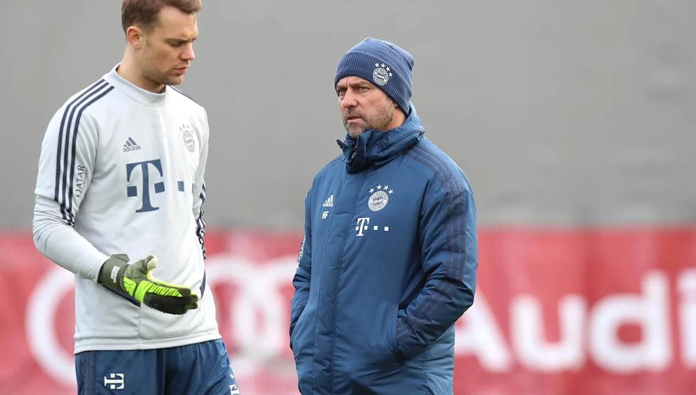 踢球者预测拜仁首发:穆勒库蒂尼奥格纳布里领衔