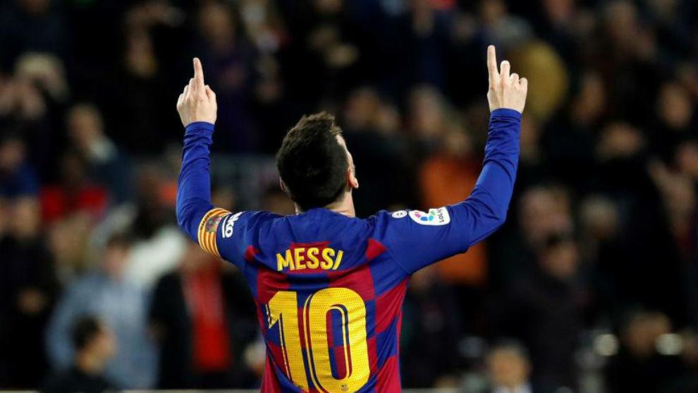 一步之遥!若再进一球,梅西将实现10年9次进球数50+纪录